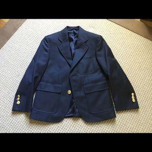 Classic Brooks Brothers Blue Blazer, Size 6
